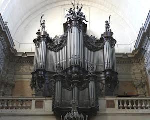 L'orgue de la Basilique Notre Dame des Tables