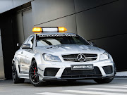The 2012 DTM Safety Car will come in the form of a Mercedes C63 AMG Black .