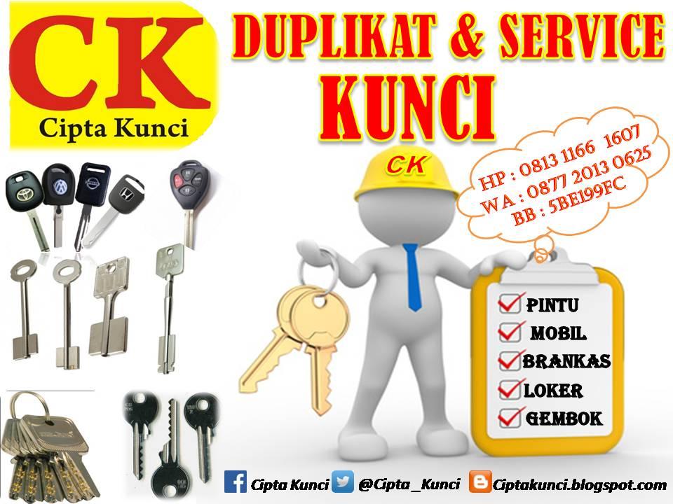 Duplikat Kunci dan Ahli Kunci Jakarta -  081311661607 - 087720130625 Kami Siap Membantu Anda