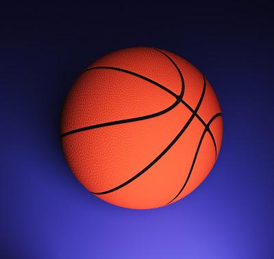 Balon de Baloncesto Basketball 3ds Max Texturing Modeling Texture