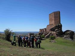Castillo de Zafra (entre Hombrados y Campillo de Dueñas)