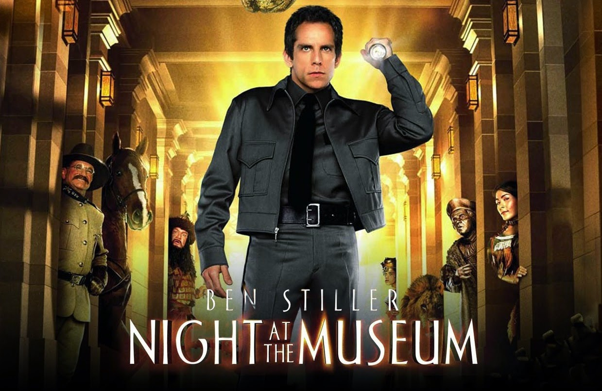 Night At The Museum   USA BrRip P AnoXmous  MB - Film museums in usa