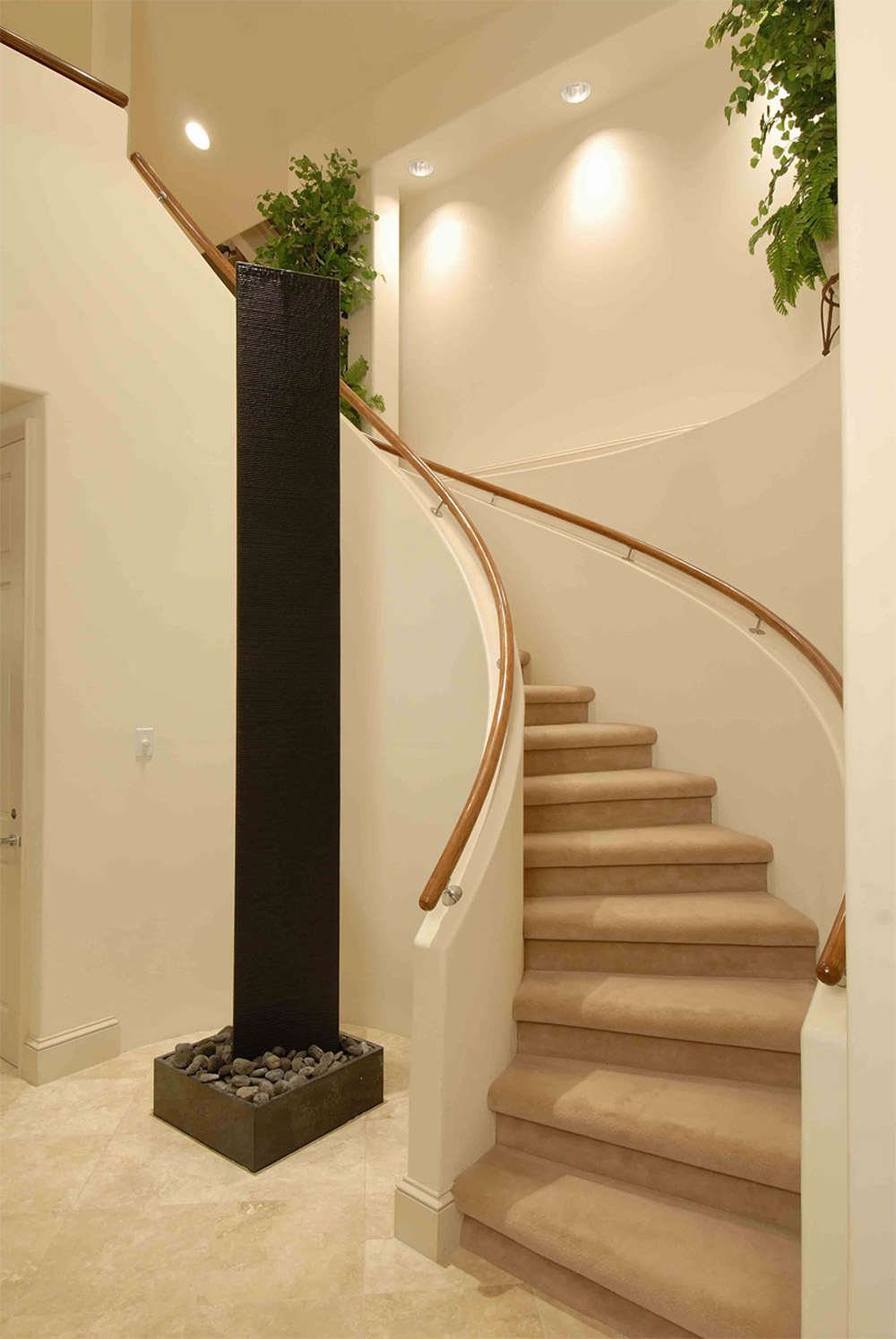 Staircase - View Simple Staircase Design For Small House Pictures