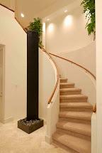 Kerala House Staircase Design