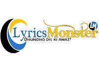 Lyrics monster