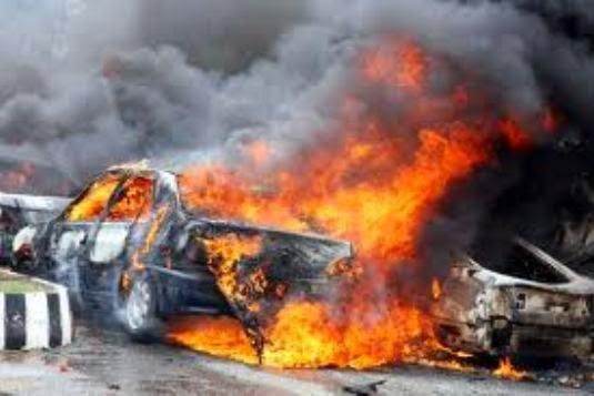 Bomb Explosion Rocks Enugu Polling Unit