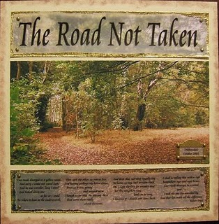 """a review of robert frosts narrative poem the road not taken We have taken extra time since our last issue to refine our editorial  within her  exploration of robert frost's frequently misunderstood classic poem, """"the road  not  the past several months in our review of patient submissions to jhr  dr  amanda lalonde's clinical narrative reflects on the power of her."""