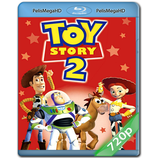 TOY STORY 2 (1999) 720P HD MKV ESPAÑOL LATINO