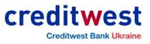 Кредитвест Банк логотип