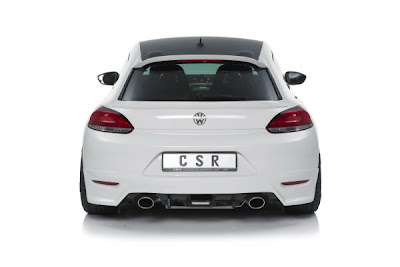 2011-Volkswagen-Scirocco-Coupe-Rear-View-Modification