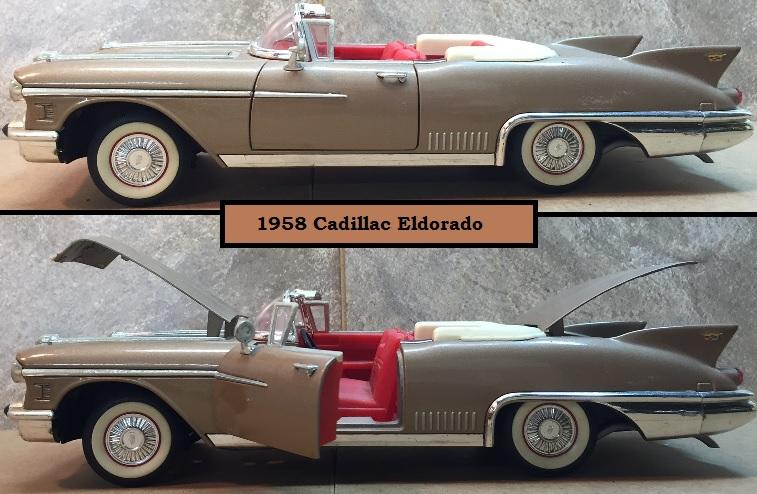 1958 Cadillac Eldorado Convertible ~