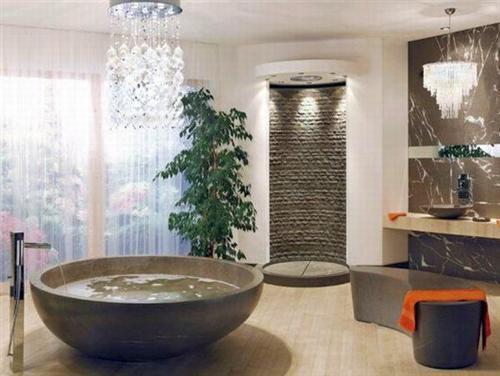 Những mẫu phòng tắm đẹp phong cách mới