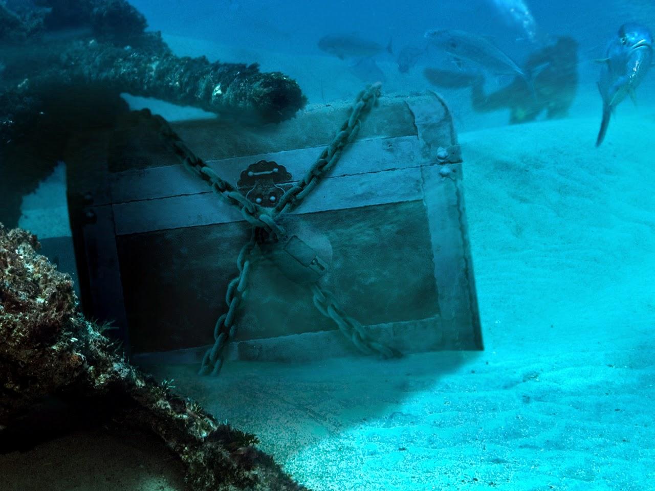 Ancient Artifacts Sunken Treasure That Sinking Feeling