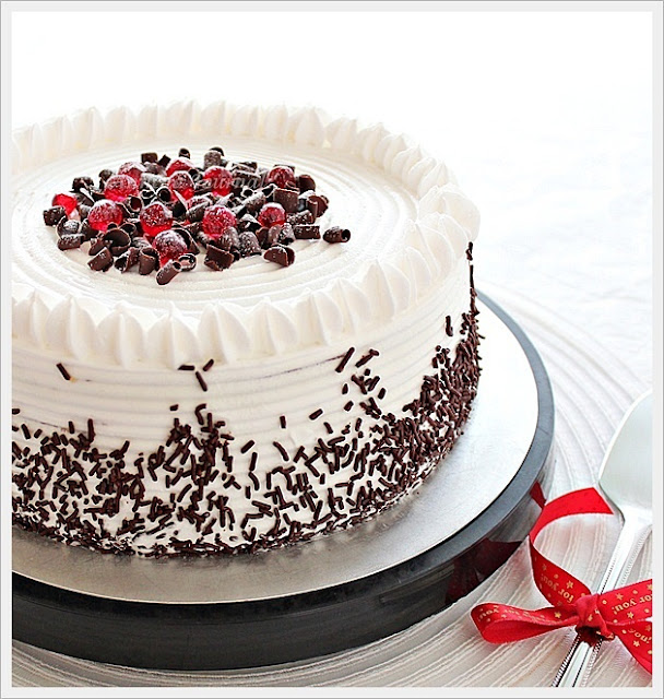 Black Forest Cake - Revisited | Anncoo Journal - Come for Quick and ...