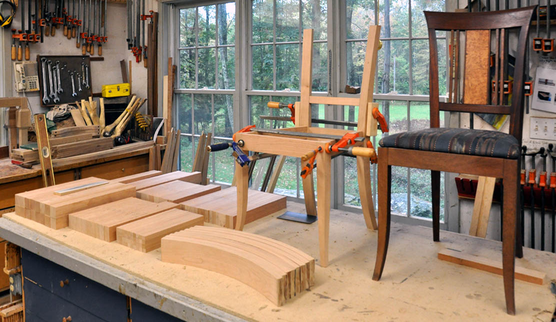 Dorset Custom Furniture - A Woodworkers Photo Journal: a custom ...