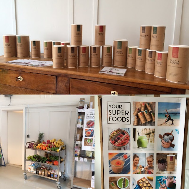 Fotocollage vom Your Superfoods-Event