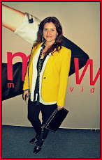 Acreditada como Prensa para MoWeek A/W 2012