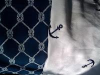 Nautical Anchor Fabric4