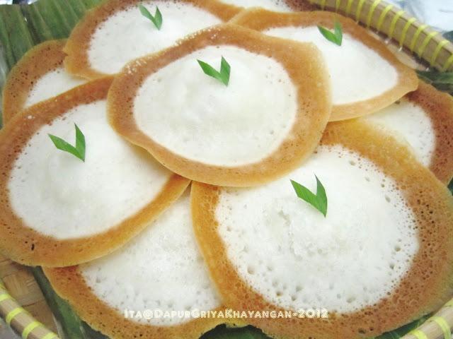 Resep Membuat Kue Apem Selong Khas Surabaya