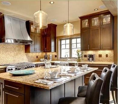 Dise os de cocinas ver cocinas integrales - Ver disenos de cocinas ...