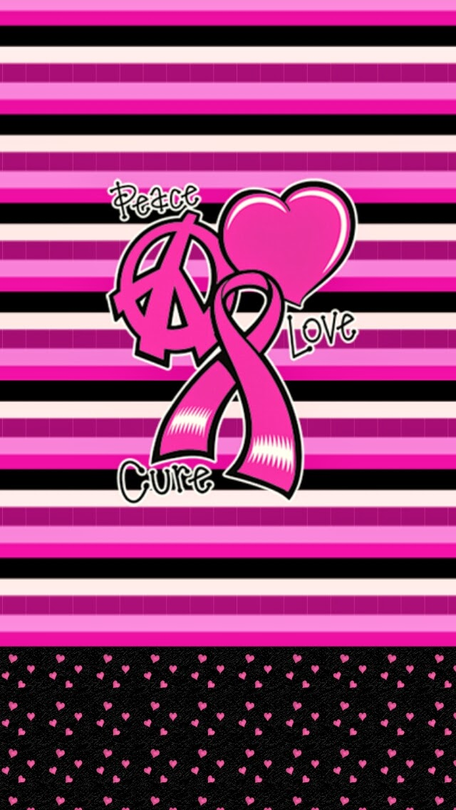 dazzle my droid breast cancer awareness month wallpaper