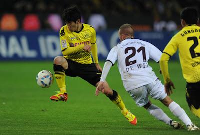 Borussia Dortmund 1 - 1 Kaiserslautern (3)
