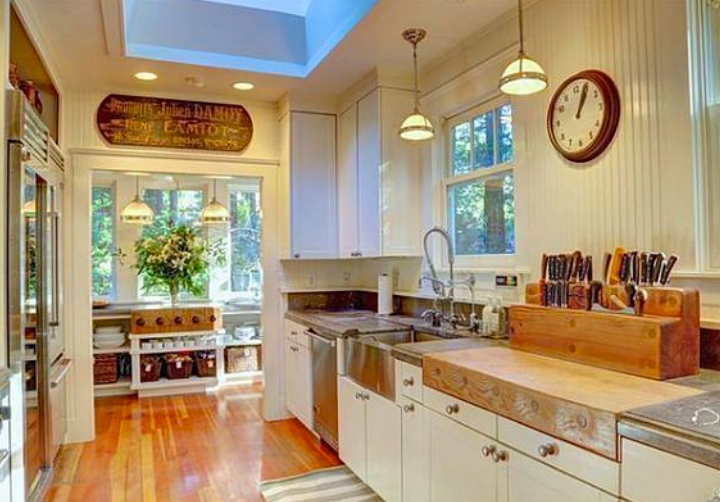 Sopo Cottage Beach Cottage Kitchen Design