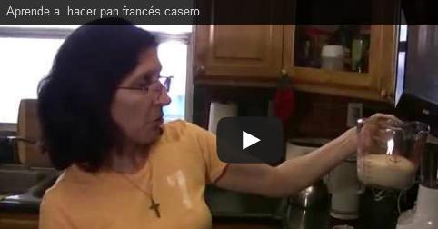 53278368 Aprende a hacer pan francés casero