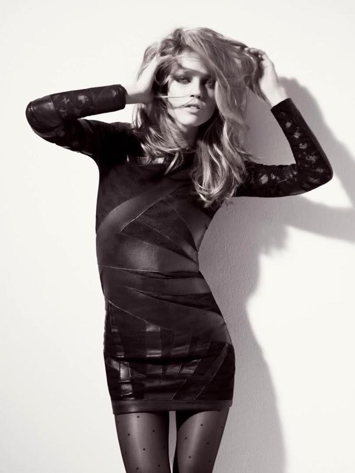 abito nero sexy