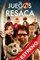 Los Juegos Del Resacón (The Hungover Games) (2014) Online, Latino, Castellano, Subtitulado