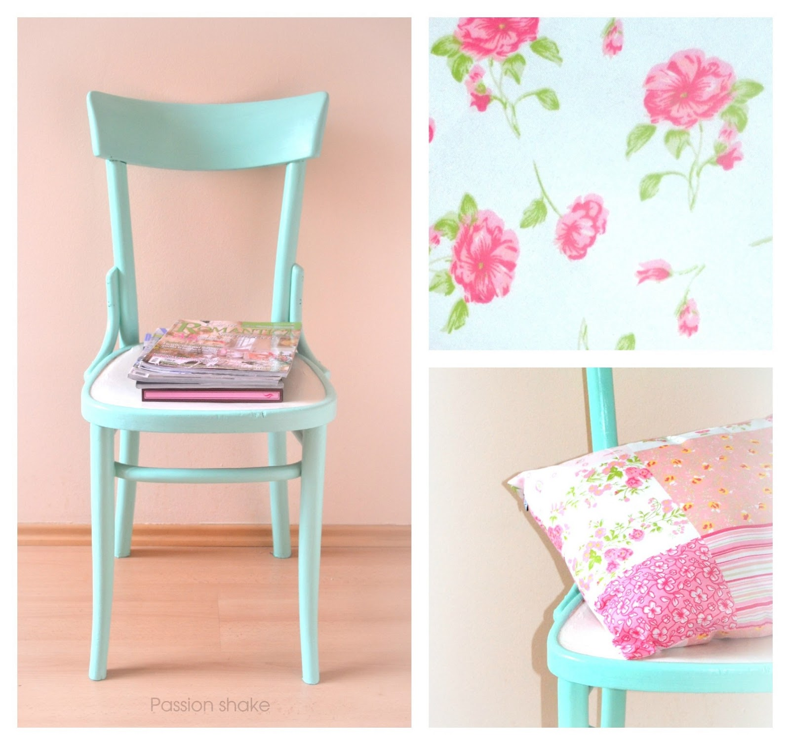 Very Impressive portraiture of Passion shake : DIY painted pastel wooden chair with #AE1D55 color and 1600x1509 pixels
