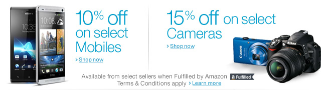 Camera coupons india