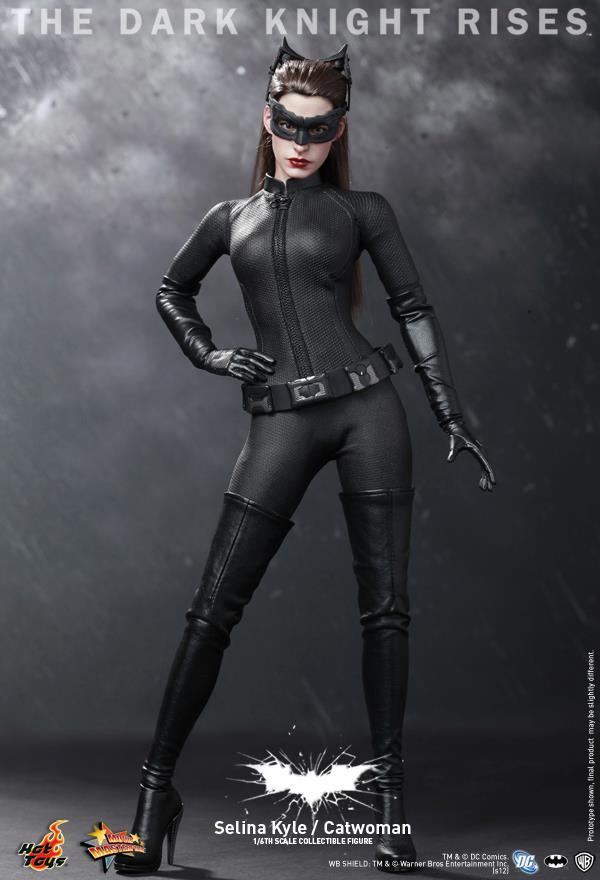 BACK TO THE BOX: Hot Toys: The Dark Knight Rises - Selina ...