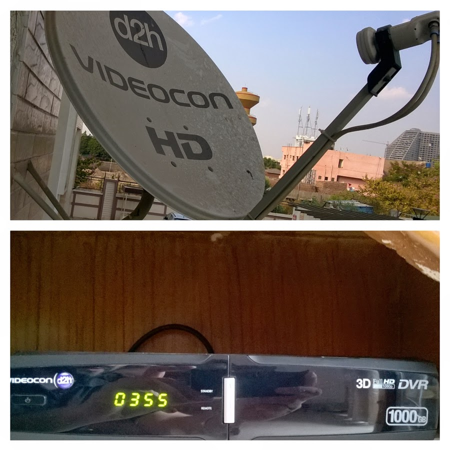 Review VideoconD2H