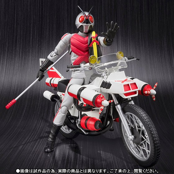 kamen rider x figure century and cruiser
