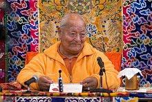 Chôgyal Namkhai Norbu