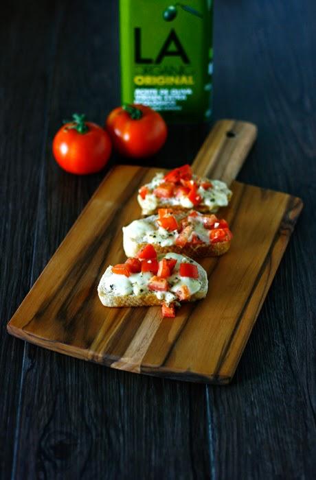 Tomaten-Mozzarella-Baguette