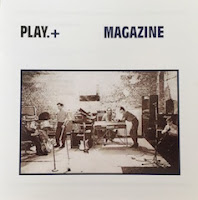 CD cover for reissue of Play+ by Magazine