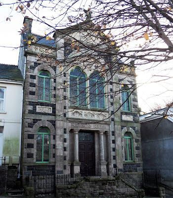 Masonic Hall St.Austell Cornwall