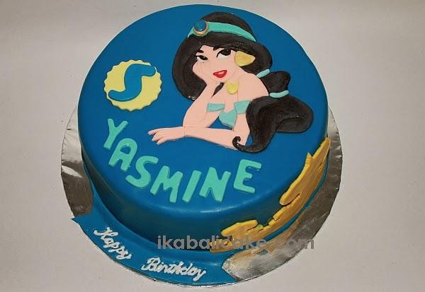 Bali Cake Jasmine