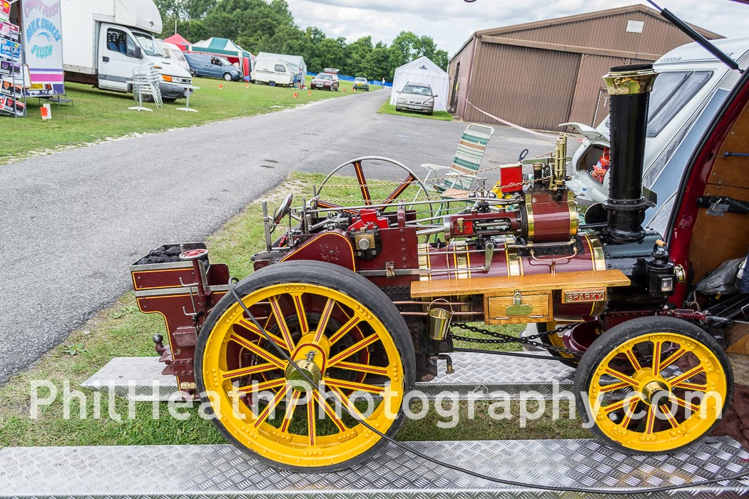 Driffield Steam and Vinatge Rally, August 2014