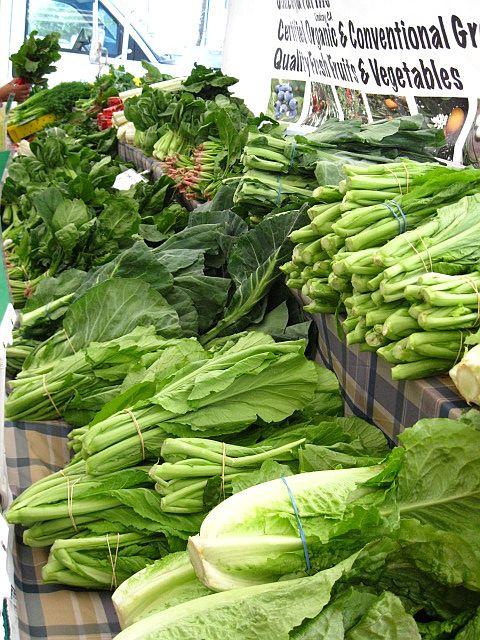 Sunset Coast: Long Beach Farmer's Market Sunday