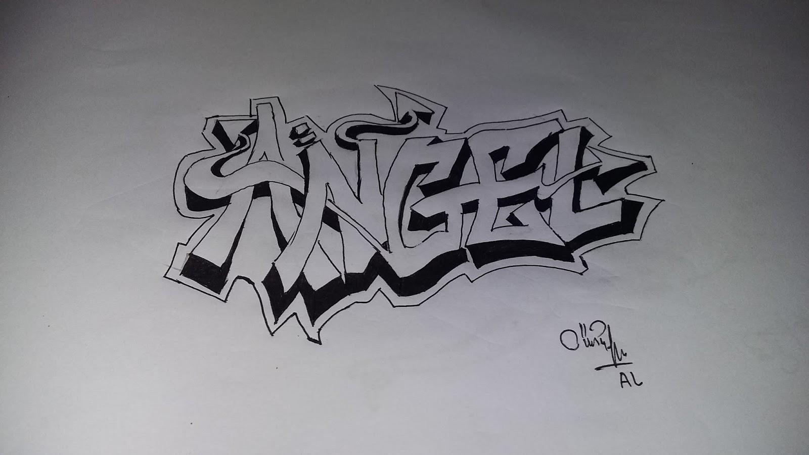 A L I T Cara Membuat Graffiti Bagi Pemula Alitgraffiti