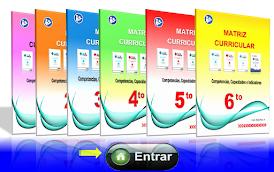 Matriz Curricular  1° a 6° - 2019