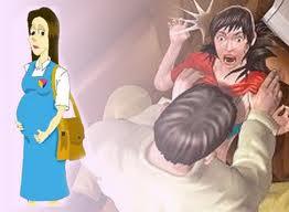 Pelajar hamil dirogol,kenapa perempuan mudah cair.