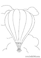 Balloon Coloring Pages3