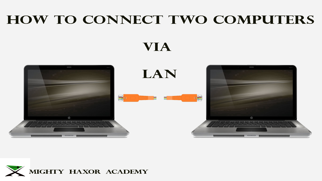How to Connect Two Computers How to Connect Two Computers new pics