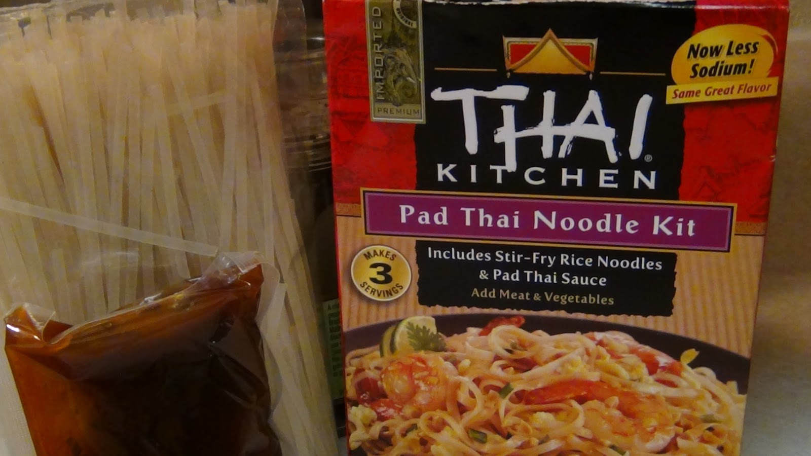 Thai Kitchen Pad Thai growing up laudy- a wife's search for answers.: product review