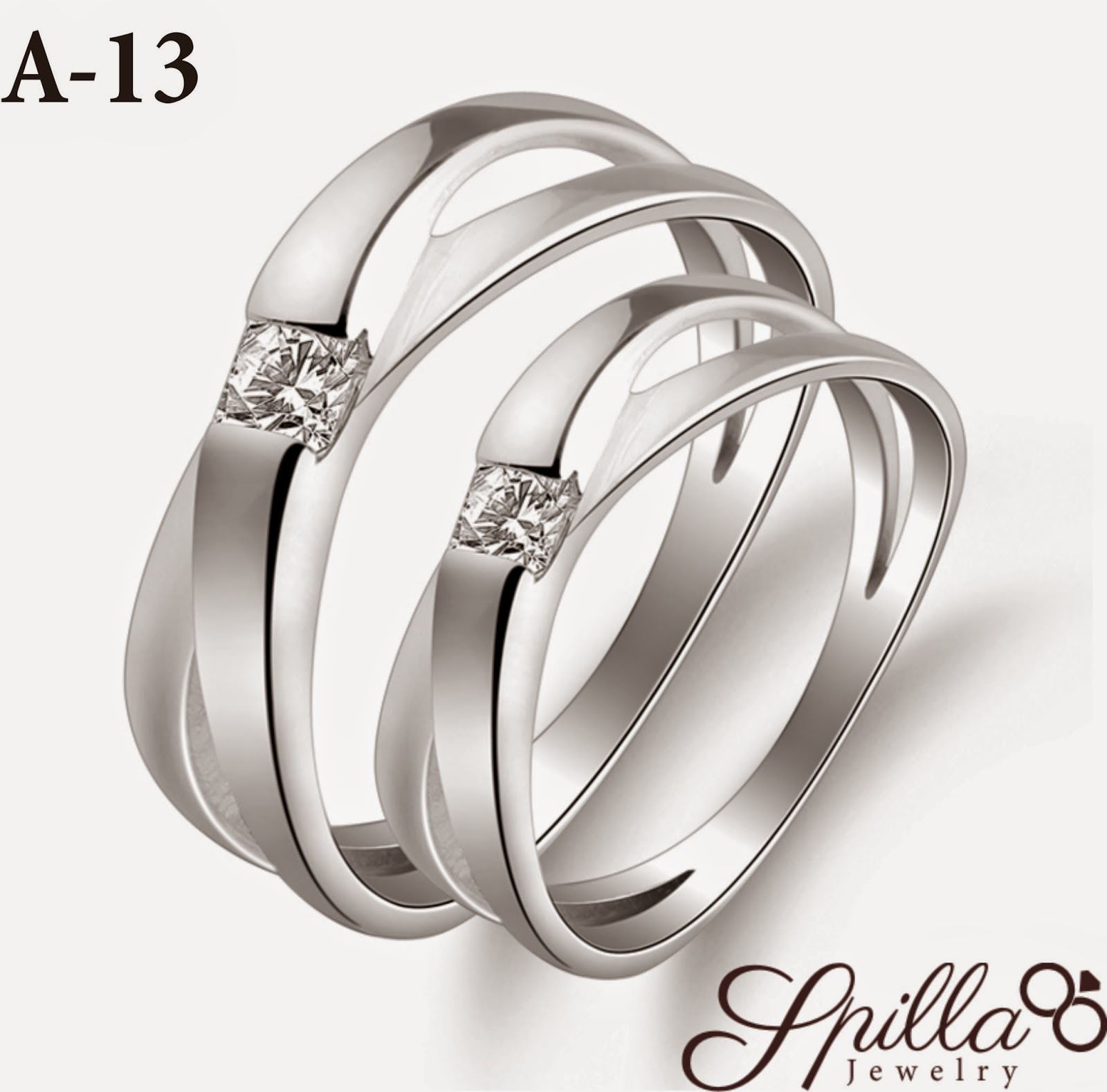 Cincin Couple A-13
