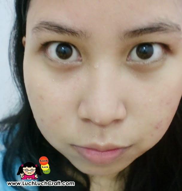 masker wajah korea review